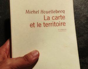 La carte et le territoire - Michel Houellebecq