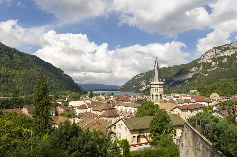 Nantua (photo de la ville)
