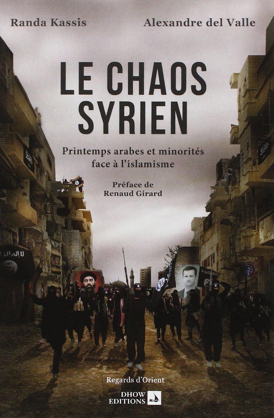 Le chaos syrien –couverture