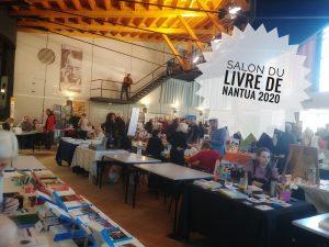 Salon du livre Nantua 2020